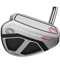 Lady White Hot RX Mallet Putter